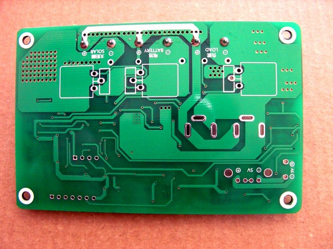 CMTP02-5A 5amper version PCB backside