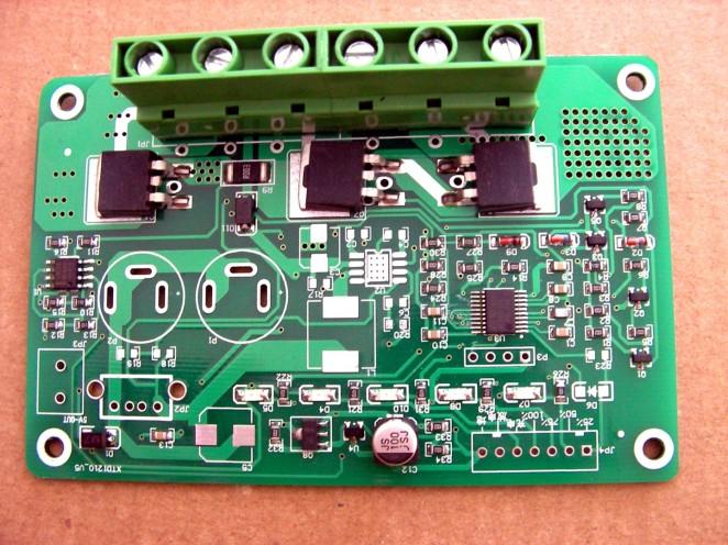 CMTP02-5A 5amper version PCB