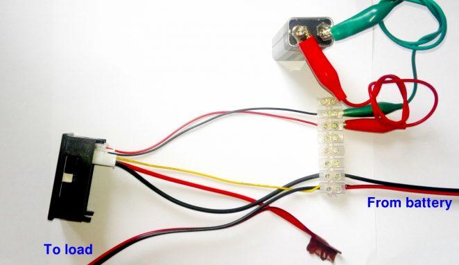 10A / 100V volt- and ammeter testing, DSN-VC288