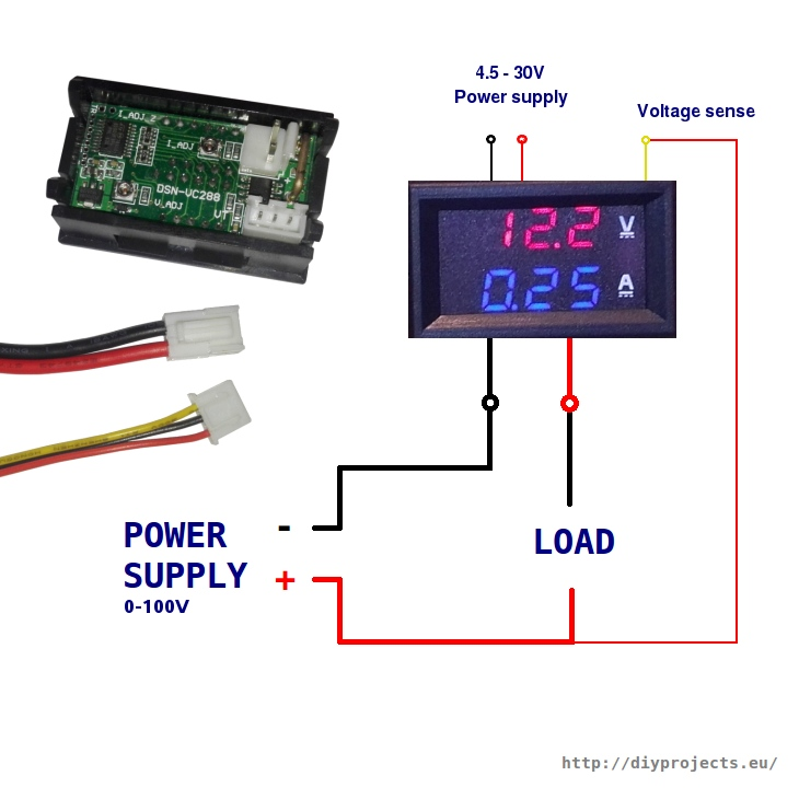 Wiring Adc Ammeter - Bookmark About Wiring Diagram